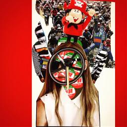 collageart art artist japan artwork