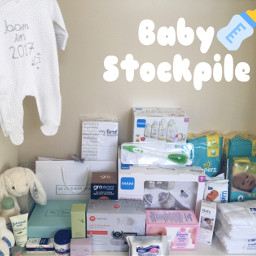 freetoedit babystockpile baby2017 mam pampers