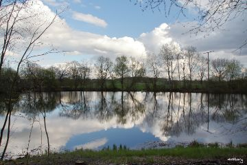photography myphoto reflection nature clouds