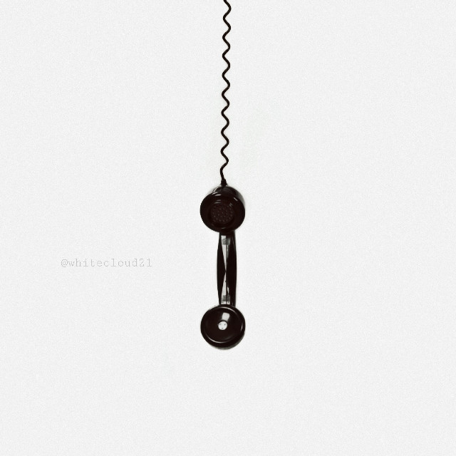 #FreeToEdit #telephone #old #blackandwhite #oldtelephone #handset #madewithpicsart #minimal @pa @freetoedit (original picture from the web)