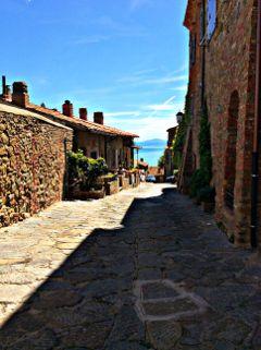 sea tuscany italy travel