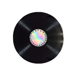 freetoedit record cd holo holographic