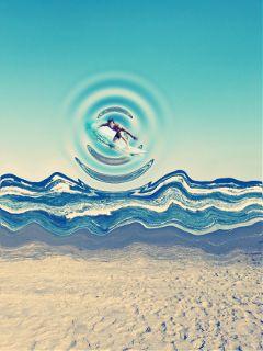 freetoedit watereffect remix