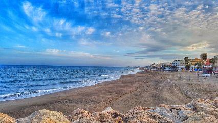 mar playa beach malaga costadelsol freetoedit