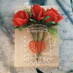 freetoedit pcimadethis imadethis bouquet rose pcheartshapes