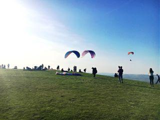 paragliding freetoedit sport adventure adventuretime