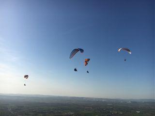 freetoedit adventure adventuretime paragliding sky