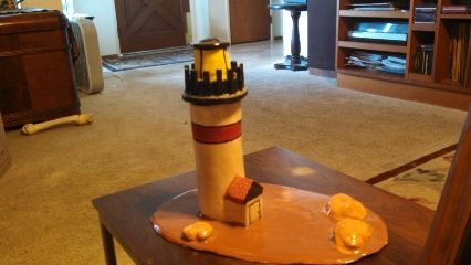 lighthouse ceramics gift