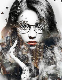 freetoedit glassesstickerremix madewithpicsart dailyremixchallenge
