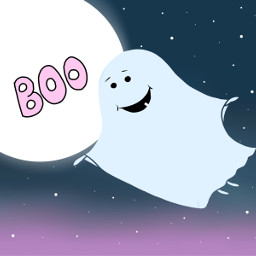drawing ghost