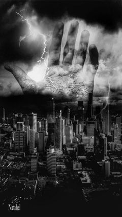 photography edited goodbye blackandwhite hand