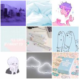 aesthetic pastel pastelgore anime myaesthetic