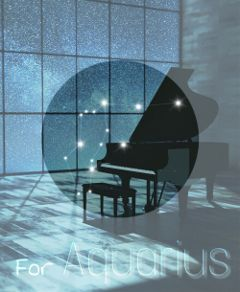 freetoedit constellation aquarius stars piano
