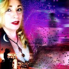 freetoedit artisticselfie artisticportrait picsarteffects doubleexposure