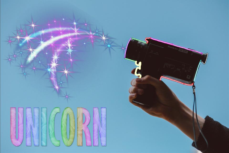 #FreeToEdit  #wannabeaunicorn #unicornsDOexist #moviemagic #interesting