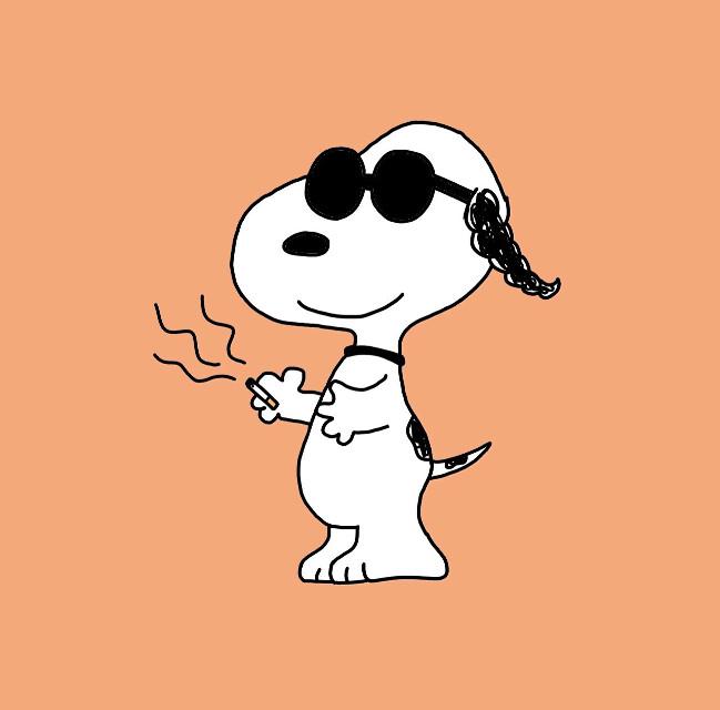 Snoopy dogg #interesting #art #music #rap #cartoon #doodles #sticker #remixme #FreeToEdit