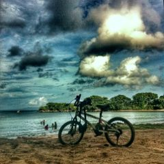 beach photography nature picsart indonesia