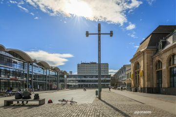 photography architecture travel citytrip koblenz