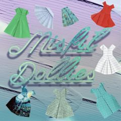 remix misfitdollies fashion paperdoll paperdollclose freetoedit